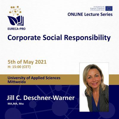 03 Lecture Series - Jill C.Deschner-Warner, University of Applied Sciences Mittweida