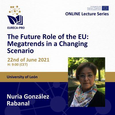 10 Lecture Series - Nuria Gonzalez Rabanal