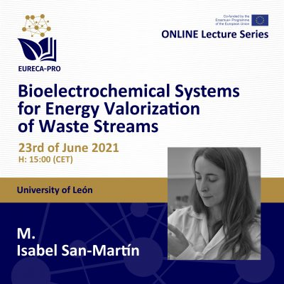 11 Lecture Series - M. Isabel San-Martín