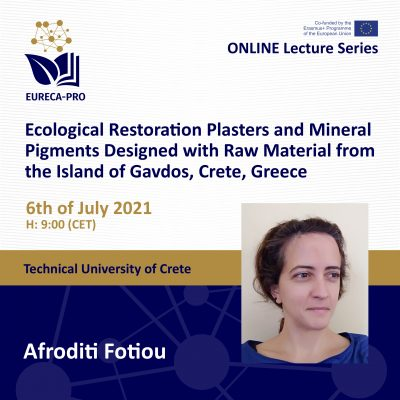 13 Lecture Series - Afroditi Fotiou