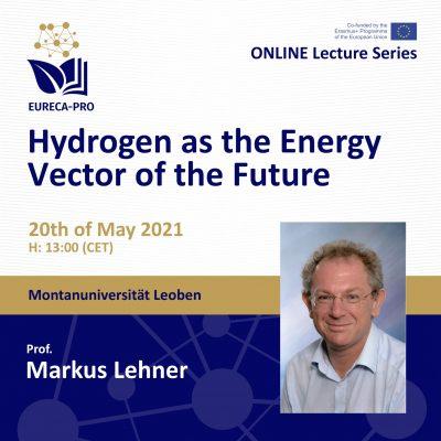 Lecture Series - Markus Lehner 20.05