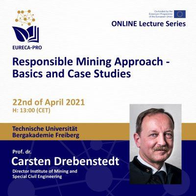 Prof. Drebenstedt Lecture 22.04
